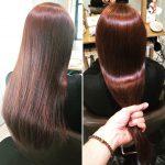 美髪再生トリートメント&HQヘナ&ホームケアで。。。